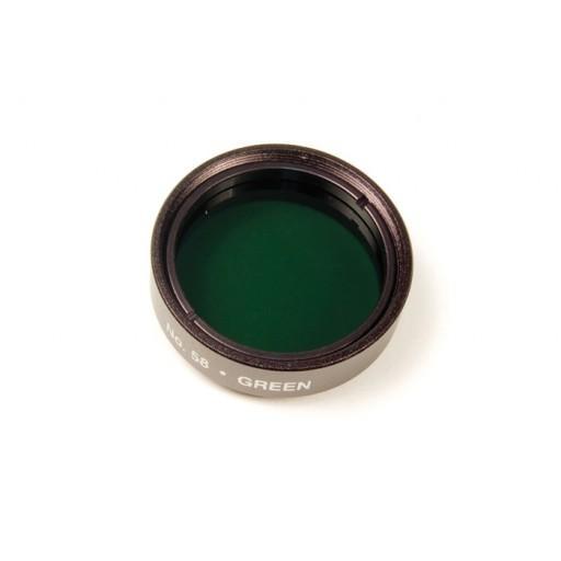 """Levenhuk 1.25"""" Optical Filter #58 (Green)"""