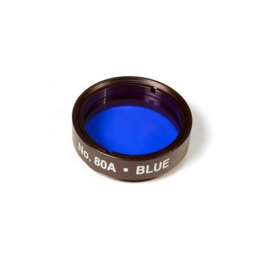 """Levenhuk 1.25"""" Optical Filter #80A (Blue)"""