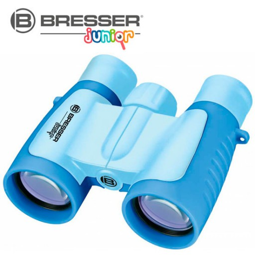 Bresser Junior Verrekijker 3x30 - Blauw