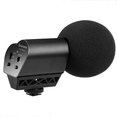 Saramonic Shotgun Microfoon Vmic Stereo
