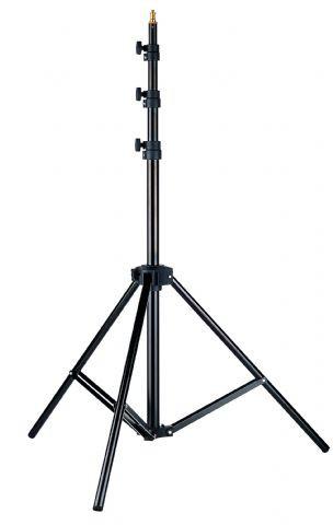 Linkstar Lampstatief L-26M 92-266 cm Luchtgeveerd