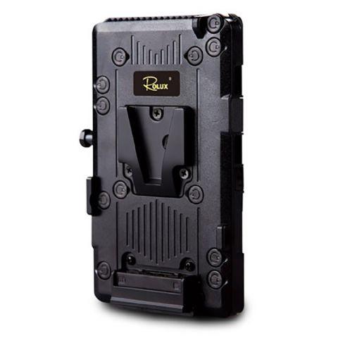 Rolux V-Mount Battery Plate RL-IS2