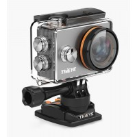 THIEYE V-5 FULL HD 2.3K Wifi Action Camera zilver