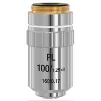 Bresser Microscoop Plano Objectief 100x/1.25 Oil