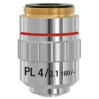 Bresser Microscoop Plano Objectief 4x/0.01