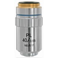 Bresser Microscoop Plano Objectief 40x/0.65