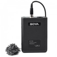 Boya Cardioide Lavalier Microfoon BY- F8C voor Video of Instrumenten