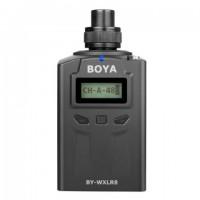 Boya Draadloze XLR Zender BY-WXLR8 voor BY-WM6 en BY-WM8