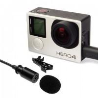 Boya GoPro Pro Lavalier Microfoon BY-GM10 Tweedekans