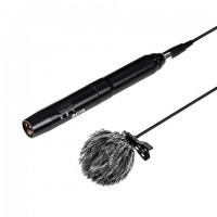 Boya Professionele Cardioide Lavalier Microfoon BY-M11C