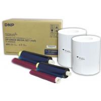 DNP Papier DM46620 2 Rol à 400 St. 10x15 voor DS620
