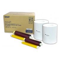 DNP Papier DM69620 2 Rol à 180 St. 15x23 voor DS620