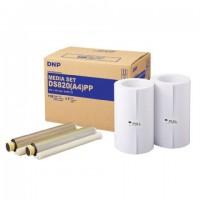 DNP Papier DMA4820 Premium 2 Rol à 110 St. A4 voor DS820