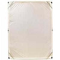 Falcon Eyes Flag Panel CR-B1520SW Zilver/Wit 150x200cm