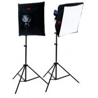 Falcon Eyes Quartzlamp Set QLTK-21000
