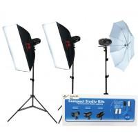 Falcon Eyes Studioflitsset SSK-3200D met Tas en Triggerset