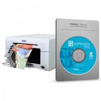 IdPhotos Pro met DS620 Printer