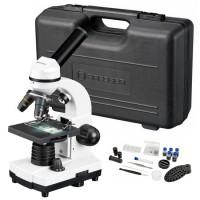 Bresser Biolux SEL Studenten Microscoop met koffer