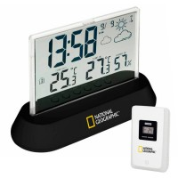 National Geographic Weerstation Transparant