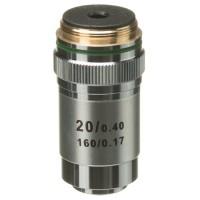 Bresser Microscoop Achromatisch Objectief 20x/0.40