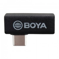 Boya Universele Adapter BY-K5 USB-C Hoekadapter