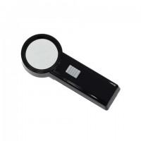 Leesglas met LED 50mm