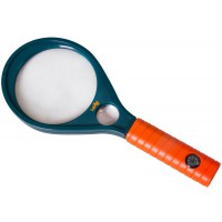 Levenhuk LabZZ MG3 Magnifier with Compass
