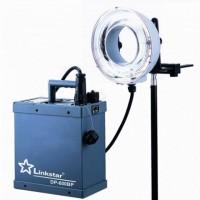 Linkstar Accu DP-600BP + Ringflitser RDH-600 600Ws