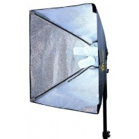 Linkstar Daglichtlamp FLS-3280SB6060 3x28W Softbox 60x60 cm