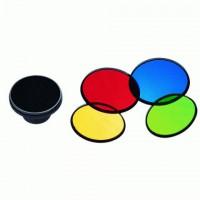 Linkstar Honingraat MTA-HC + 4 Kleurenfilters voor MT Serie