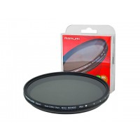 Marumi Grijs Variabel Filter DHG ND2-ND400 62 mm