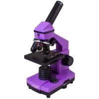 Levenhuk Rainbow 2L PLUS Amethyst Microscope