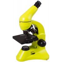 Levenhuk Rainbow 50L PLUS Lime Microscope