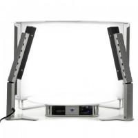 Mode360 Twister Mini Draaiplateau met Verlichting