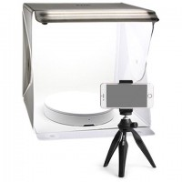 Orangemonkie Mini Draaiplateau Foldio360 met LED opnametent en statief