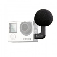 Saramonic Microfoon G-Mic voor GoPro Hero3, 3+ en 4 Tweedekans