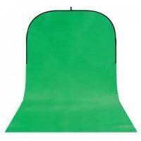StudioKing Background Board BBT-10 Chroma Groen 400x150 cm