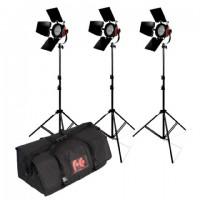 StudioKing Halogeen Video Set TLR800-3 Dimbaar