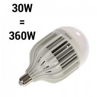 StudioKing LED Daglichtlamp 30W E27 LED30