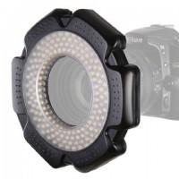 StudioKing Macro LED Ringlamp Dimbaar RL-160