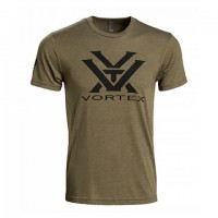 Vortex T-Shirt OD Green Maat L