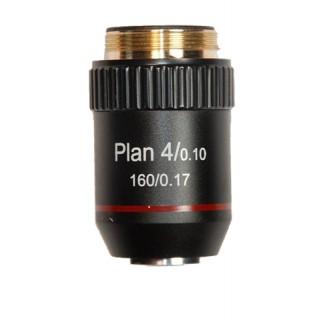 Byomic Objectief Plan Achromatisch 4x
