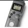 Aputure LCD Timer Remote Control AP-TR3N Nikon D5100, D5200, D3100, D7000, D5000, D90